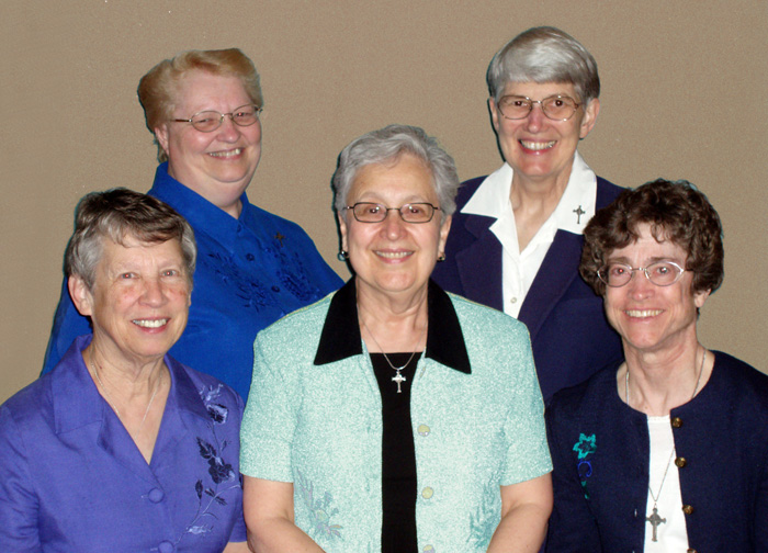 Sisters of the Most Precious Blood of Ofallon - Leadership Team