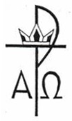 Chi-Rho Crown ΑΩ