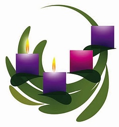 Advent Wreath modern