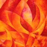 Flames Pentecost